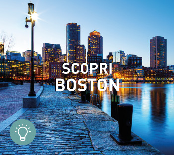 IDEE DI VIAGGIO BOSTON